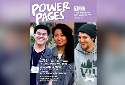 Power Pages 55 cover